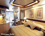 HOME Queens Grill Suite Cunard Cruise Line Queen Elizabeth 2025 Qe
